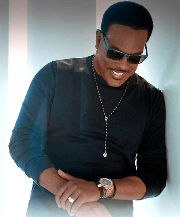 Forever Charlie Tour Starring Charlie Wilson with Special Guests Kem & Joe at Mandalay Bay March 28
