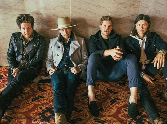 "NEEDTOBREATHE to Bring 2019 ""Acoustic Live Tour"" to The Pearl at Palms Casino Resort April 6, 2019"