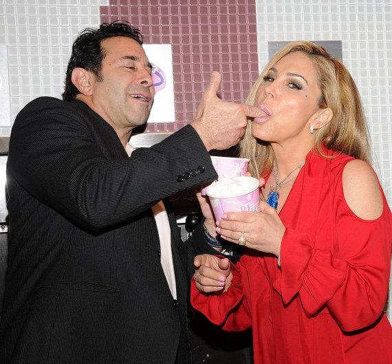 Paul Nassif and Adrienne Maloof