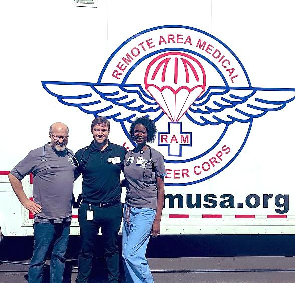 Remote Area Medical Provides Free Care to 385 Patients