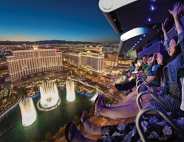 Pursuit Expands Flight Ride Experience to Las Vegas