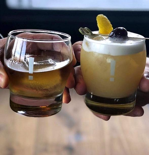 Treat Your Dad to Eureka! This Father's Day - All Dads Will Receive a Complimentary Engraved Whiskey Glass with Any Whiskey Cocktail