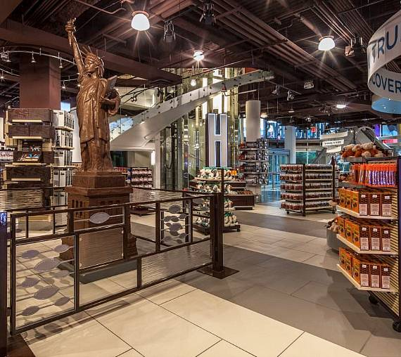 Chocolate World Las Vegas Celebrates Halloween with In-Store Trick ...
