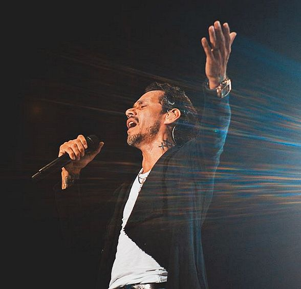 Marc Anthony to Perform at Mandalay Bay Events Center September 16
