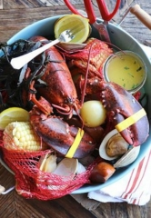 Hearthstone Kitchen & Cellar's Lobster Boil is Back!