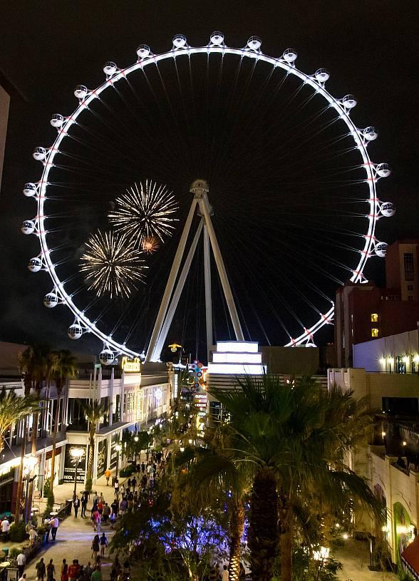 The High Roller to Celebrate New Year's Eve for the First Time with Special $2,500 Cabin Packages