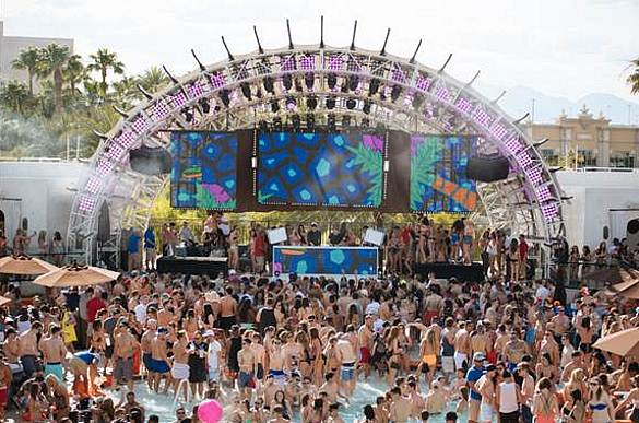 Disclosure, Morgan Page & More to Perform at Daylight Beach Club During Las Vegas EDC Weekend