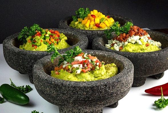 El Dorado Cantina Offers Four Tableside Guacamole Specials Now Through September
