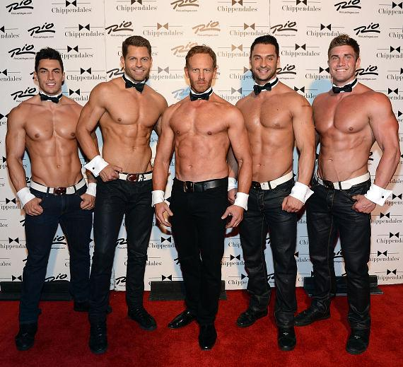 Ian Ziering returns to Chippendales for Limited Summer Engagement June 12 – July 20 at The Rio All-suite Hotel & Casino