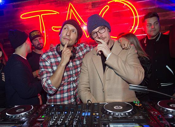 VICE and Diplo take the stage at TAO Park City at the Sundance Film Festival Presented by Tequila Don Julio on Friday, January 20, 2017