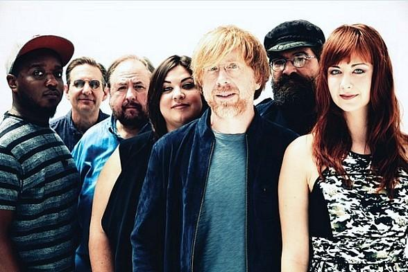Trey Anastasio Band to Play Two Nights at Brooklyn Bowl Las Vegas, Halloween Weekend Oct. 27-28