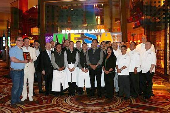 Mesa Grill at Caesars Palace
