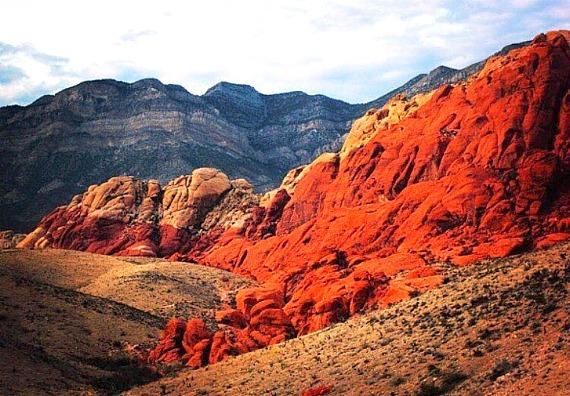 Save Red Rock Gathers 30,000 Signatures of Support by Local and Tourist Community to Preserve Red Rock Canyon