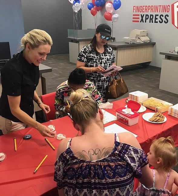 Fingerprinting Express Offers Complimentary Fingerprint Services to Teachers Statewide in Honor of Teacher Appreciation Week