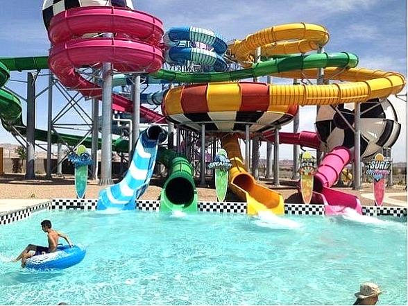 Cowabunga Bay Waterpark Celebrates Locals Fridays and Cinco de Mayo