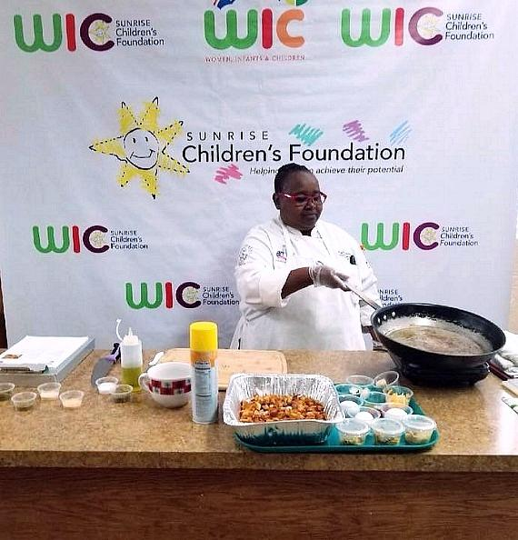 Sunrise Children's Foundation Hosts WIC (Women, Infant & Children) Health & Nutrition Fair