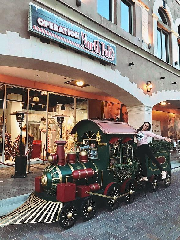 Operation North Pole Returns to Tivoli Village in Las Vegas