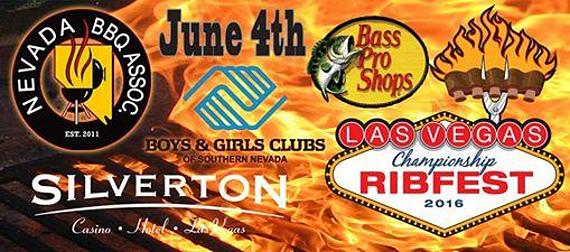 Nevada Barbeque Association to host 2nd Annual Ribfest to benefit Boys & Girls Clubs of Southern Nevada