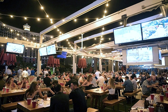 """Beer Park at Paris Las Vegas to Host Valentine's Day """"Picnic in the Park"""""""