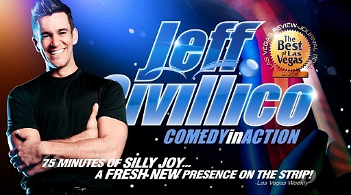 """Introducing... """"Give Back Sundays"""" at Jeff Civillico: Comedy in Action"""