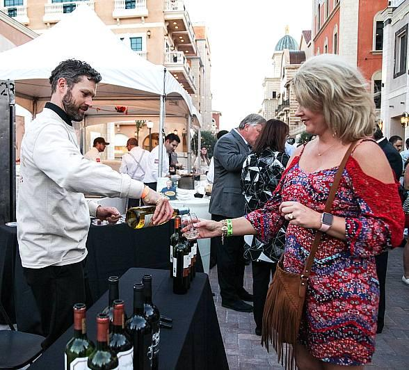 JDRF's Annual Cork & Soul Event Oct. 11 Features Top Las Vegas Restaurants, Wine Tastings, a Beer Garden & More