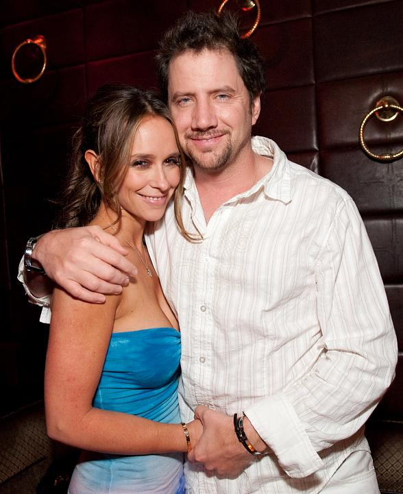 Jamie Kennedy Celebrates 39th Birthday with Jennifer Love Hewitt at LAVO
