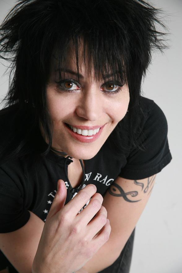 Joan Jett & The Blackhearts to Kick-Off Rock of Vegas Summer Concert Series at Fremont Street Experience