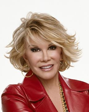 2011 Performance Dates for Joan Rivers at The Venetian