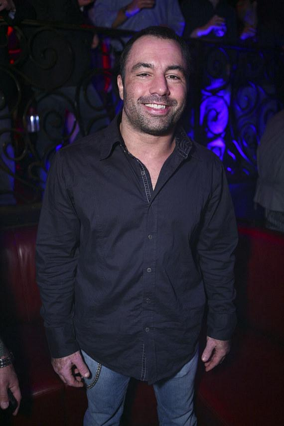 Joe Rogan at LAX Nightclub (Photo courtesy of LAX Nightclub)
