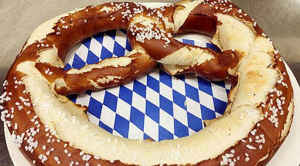 "Hofbräuhaus Las Vegas is Rollin' in the Dough on ""National Pretzel Day"" with Celebrity Pretzel Eating Contest for Charity April 26 with Wayde King, Jeff Civillico, Marc Savard, Australian Bee Gees and More"