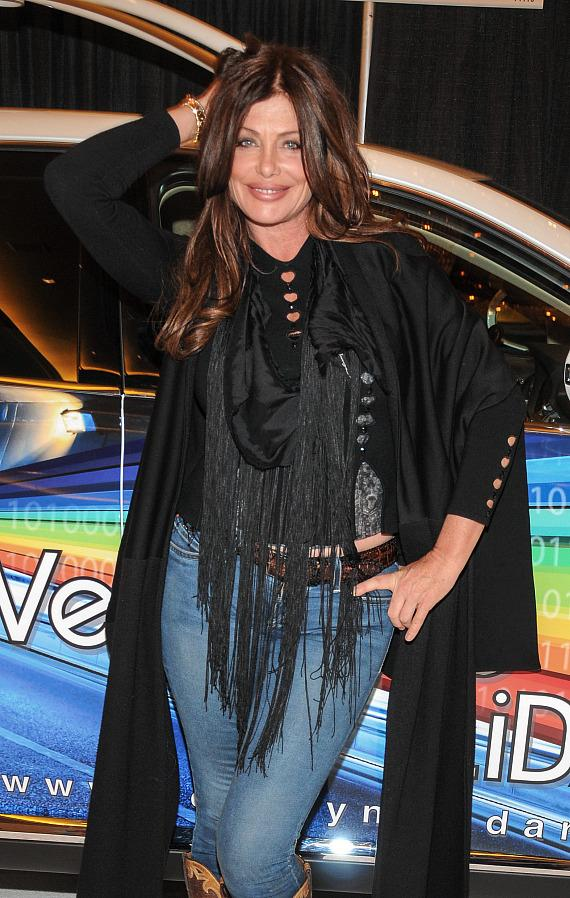 Kelly LeBrock Appears in Velodyne Acoustics Booth at CES