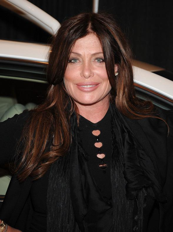 Actress Kelly LeBrock Appears in Velodyne Acoustics Booth at CES