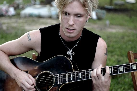 Kenny Wayne Shepard returns to The Orleans Showroom Feb. 27 - Mar. 1