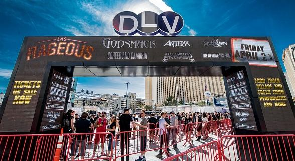 "First Annual ""Las Rageous Music Festival"" was a Raging Success at the Downtown Las Vegas Events Center"