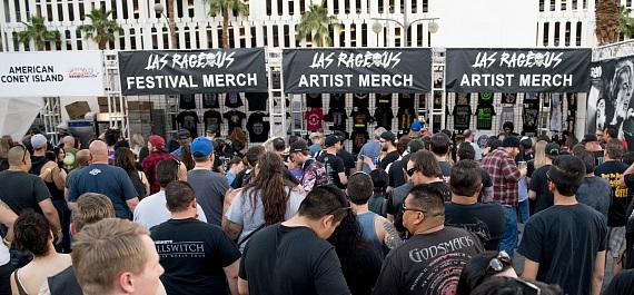 Vegas is BUZZING about Day 2 of Las Rageous