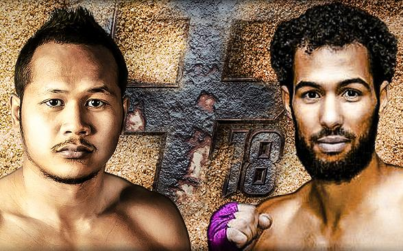 Yodsanklai Fairtex vs. Salah Khalifa Middleweight Championship at Lion Fight 18 at The Joint Sept. 5