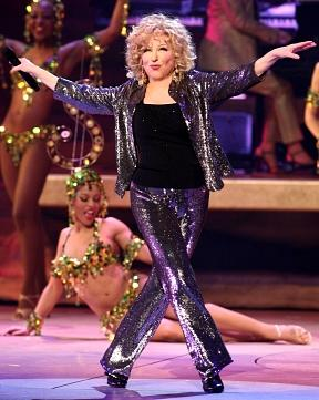 Bette Midler at The Colesseum at Caesars Palace