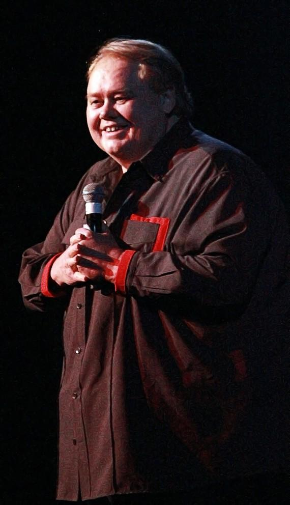 Comedian Louie Anderson at LVH