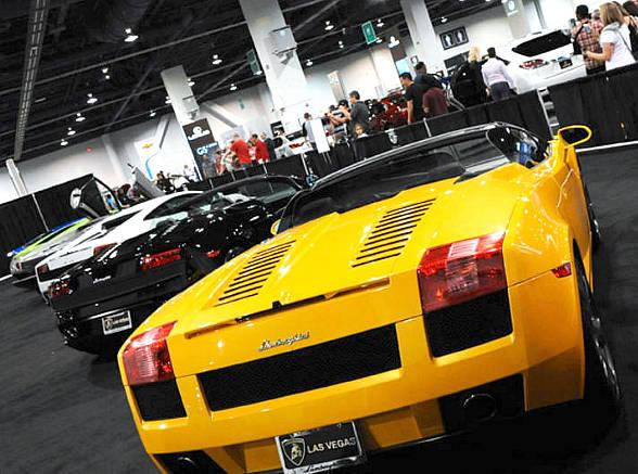 Motor Trend Intl Auto Show Offers Up Hottest New Models Luxury - Car show in vegas today