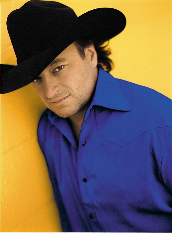 Mark Chesnutt will perform at the 22nd Annual Downtown Hoedown at Fremont Street Experience