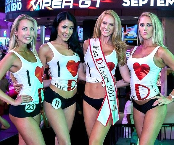 The D Casino Hotel Las Vegas Hosts 3rd Annual