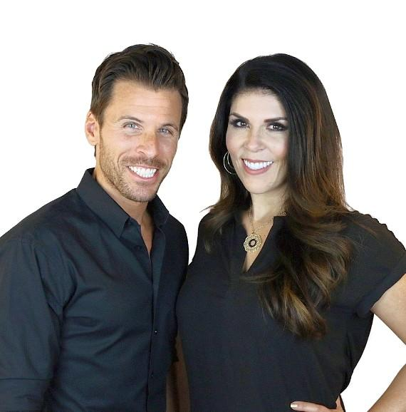 JC and Mercedes from Mercedes in the Morning on Mix 94.1 will host the opening ceremony