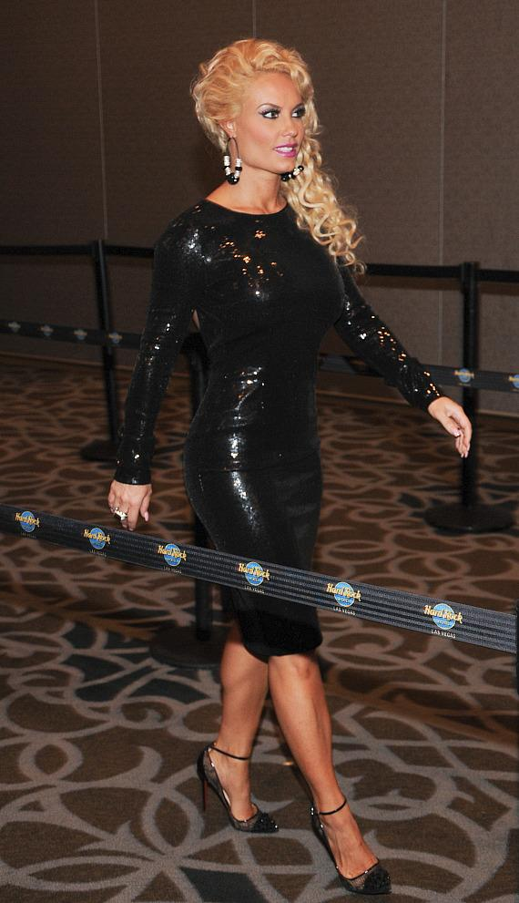 Nicole 'Coco' Austin at Fighters Only World MMA Awards