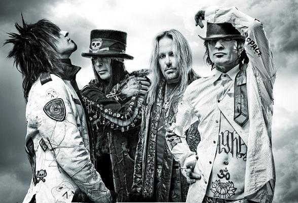 Mötley Crüe Returns to The Joint for Second Residency Sept. 18 – Oct. 6