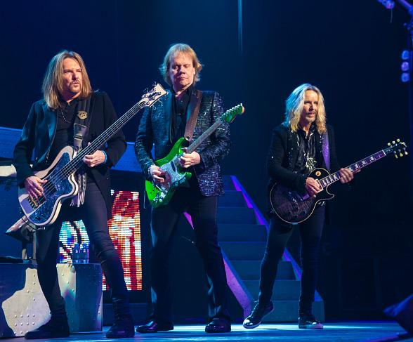 "Styx and Don Felder Rocked The Venetian Theatre During Opening Weekend of their ""Renegades In The Fast Lane"" Five-Night Limited Engagement"