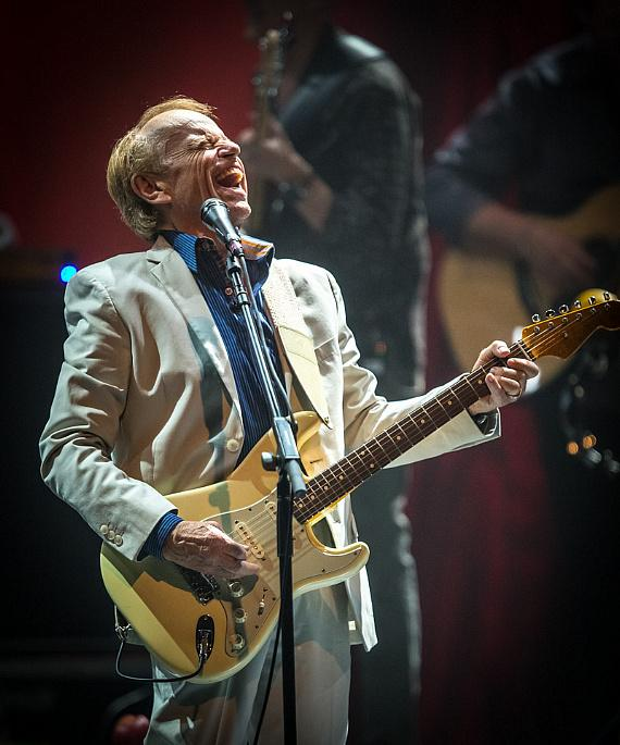 """Brian Wilson, with special guests Al Jardine and Blondie Chaplin, perform """"Pet Sounds"""" live at The Joint at Hard Rock Hotel Las Vegas"""