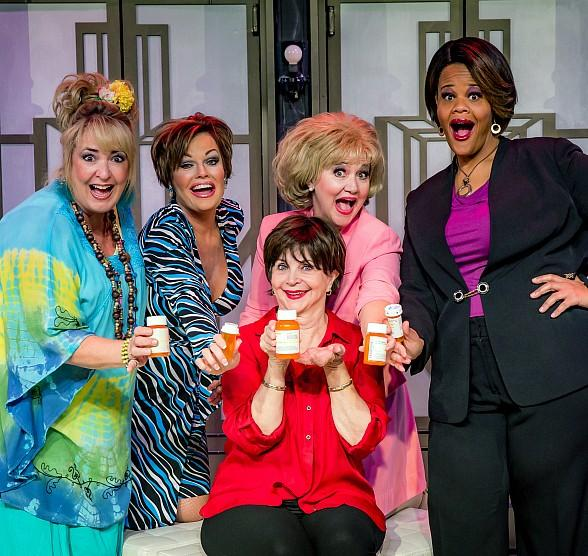 "Cindy Williams to Extend Guest Starring Role in ""Menopause the Musical"" at Harrah's Las Vegas Through December 16, 2017"