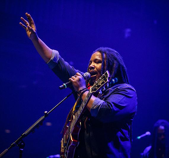 "Stephen ""Ragga"" Marley performs at Brooklyn Bowl Las Vegas"