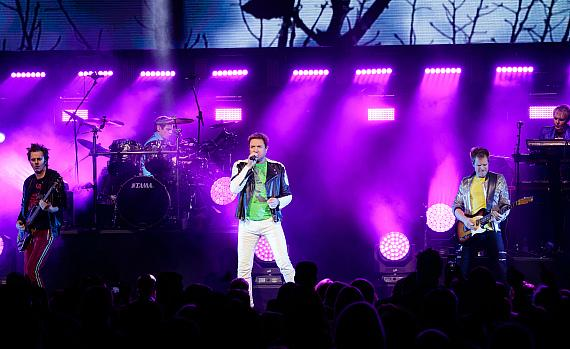 The Cosmopolitan of Las Vegas New Year's Eve Weekend Festivities Continue with Duran Duran at The Chelsea
