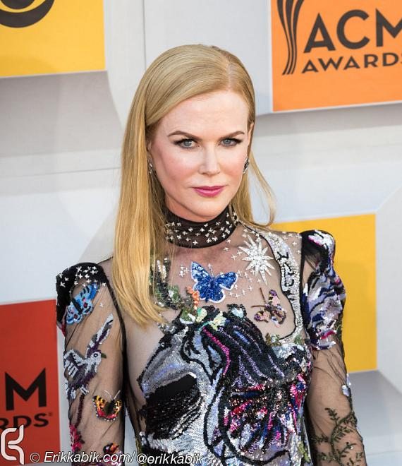 Nicole Kidman at ACM Awards at MGM Grand